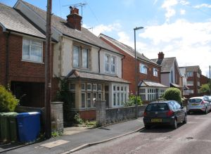 Marsha's house