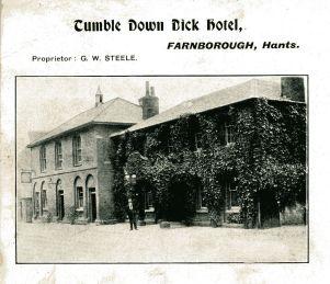 Tumbledown Dick