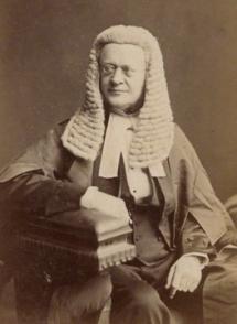 Victorian judge